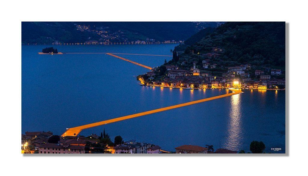The Floating Piers Passerella Galleggiate Iseo Studio Fotografico ff Tarzia